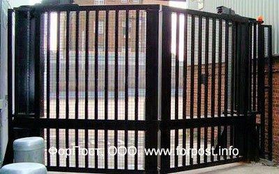 Ворота, заборы и ограждения