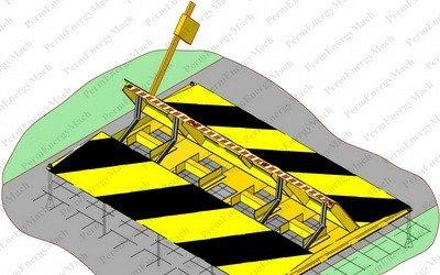 Дорожный Блокиратор механический