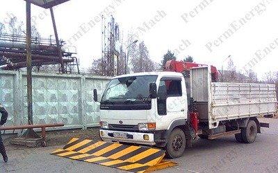 Дорожный Блокиратор ® серии Скат-1500У
