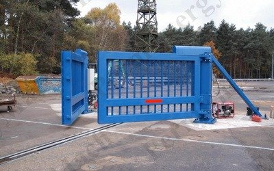 Противотаранные ворота Forpost-6000У